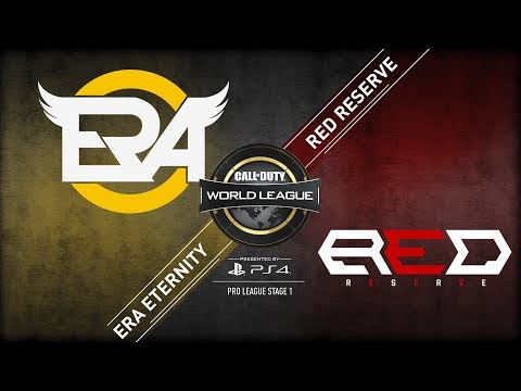 Era Eternity vs Red Reserve | CWL Pro League | Stage 1 | Week 5 | Day 3