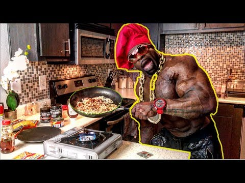 Cooking with Kali Muscle - HYPHY BOLOGNESE