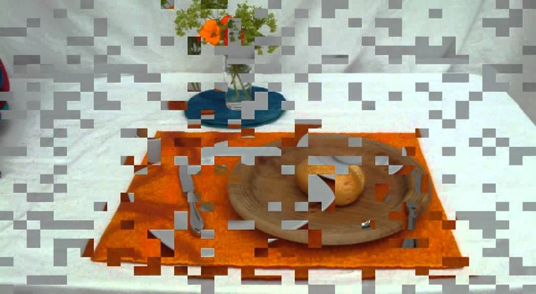 Filzwerk Tischset Aus Filz Youtube