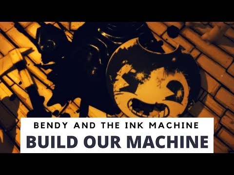 Bendy and the Ink Machine - Build Our Machine (cover by Froggie)