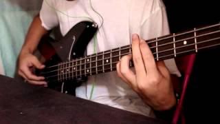 Lomosonic - Weakness & ความรู้สึกของวันนี้ [Bass Cover]