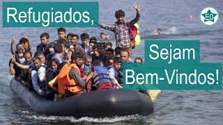 Esperanto para acolher refugiados! | Esperanto do ZERO!