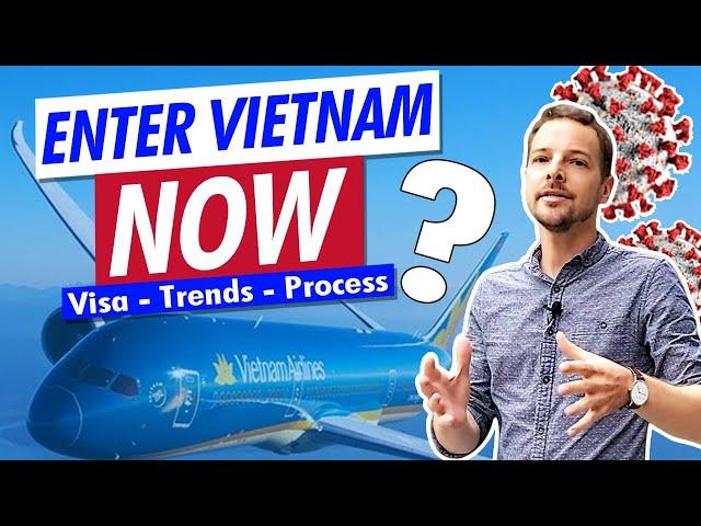 Enter Vietnam [Update] : Visa - Flight - How to