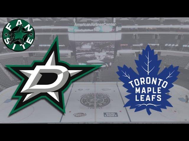 Dallas Stars @ Toronto Maple Leafs | 14 March 2018