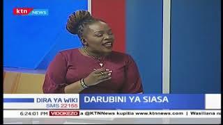 Darubini ya Siasa: Kupunguzwa kwa ushuru ya ziada kutoka 16% hadi 8%