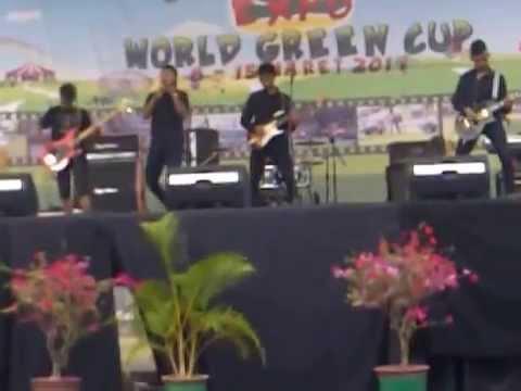 zapin versi rock by five vengers