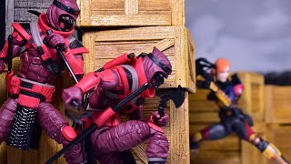 G.I. Joe Classified 6 Inch Series Red Ninja Review