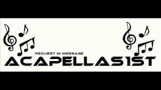Justin Bieber - One Time (Acapella)