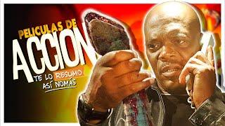 3 Películas de Acción En Aviones | #TeLoResumo
