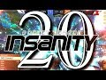 ROCKET LEAGUE INSANITY 20 ! (BEST GOALS,  SICK REDIRECTS, PINCHES, FLIP RESETS)