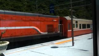 [HD] Ride the Taiwan TRA down T.C. Ltd Exp DMU Train DR3000 train no. 2051