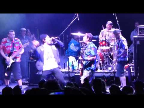 Guttermouth - LIVE II - WHEN WE WERE YOUNG 2017