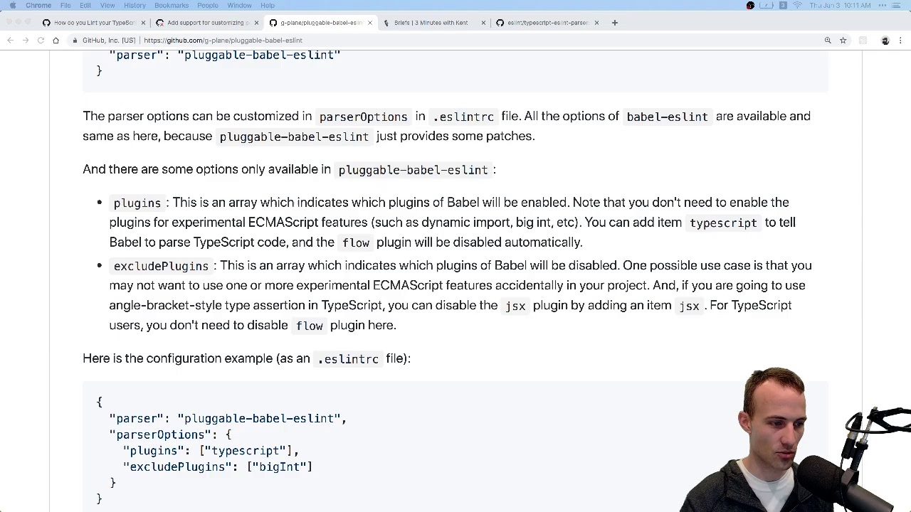 How to lint TypeScript with ESLint - YouTube