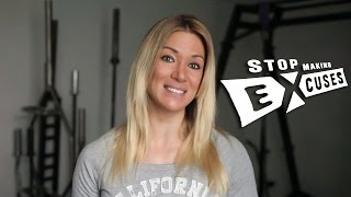"Cornelia Ritzke: Workout Routine ""Stop Making Excuses"" - deutsch / english subs"