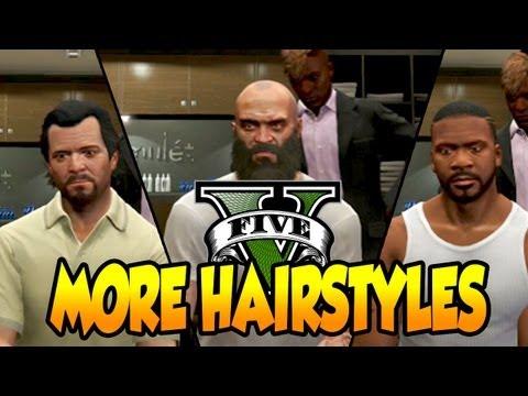 Musicas Cc Baixar GTA V Cool Trevor Mod New Hairstyle Tattoos