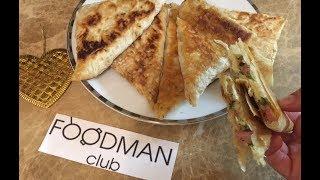 Жареные пирожки из лаваша с сыром и колбасой: рецепт от Foodman.club