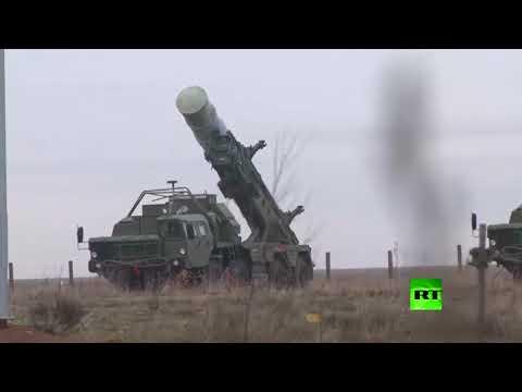 الجيش الروسي يطلق صواريخ -إس-400- في حوض الفولغا  - نشر قبل 1 ساعة
