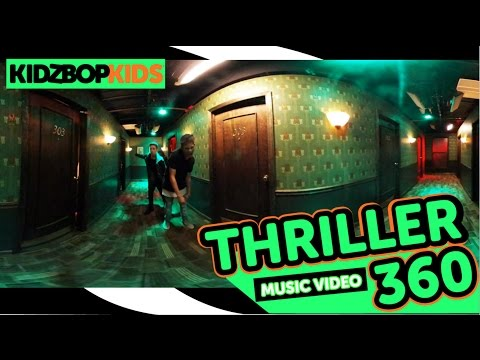 KIDZ BOP Kids - Thriller (360° Official Music Video) [KIDZ BOP Halloween] #Explore360