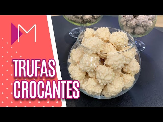 Trufas crocantes - Mulheres (08/02/2019)