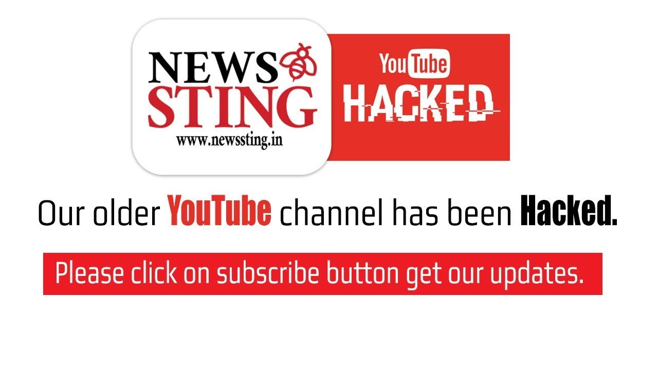 newssting please click on the subscribe button to subscribe to our new channel and get latest updates please click on the subscribe button to