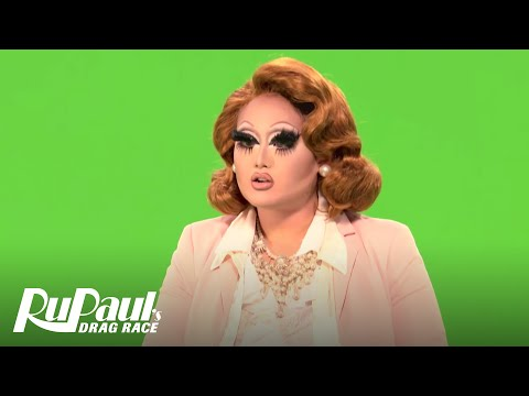 RuPaul's Drag Race (Season 8 Ep. 7) | Kim Chi Reads Shady Gays on Hookup Apps | Logo