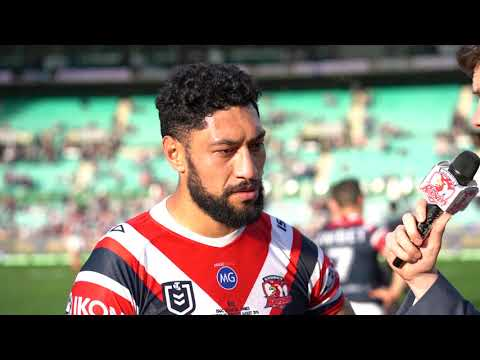 RoostersTV | Post Match With Isaac Liu
