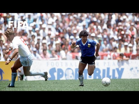 Matchday Live - 1986 Argentina vs. England