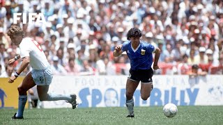 Argentina v England | 1986 FIFA World Cup | Full Match