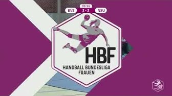 Damen Handball: Bor. Dortmund - Neckersulm 07.03.20