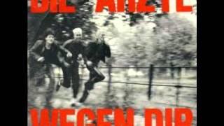 Die Ärzte - Wegen Dir 1985 (Single)