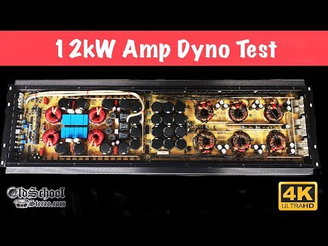 Phoenix Gold The One 12kW Limited Edition Amplifier (4K)
