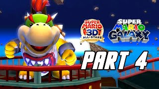 Super Mario 3D All-Stars: Super Mario Galaxy - Gameplay Walkthrough Part 4 (Switch)