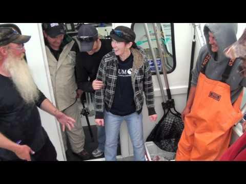2011 Seward Halibut Salmon Rockfish Fishing Combo