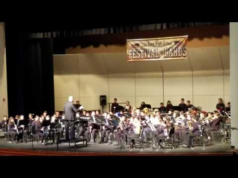 Vineyard Junior High School Concert Band 02 03 2017 Adventure In India