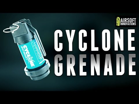 Airsoft Innovations Cyclone Grenade - Airsoft Evike.com