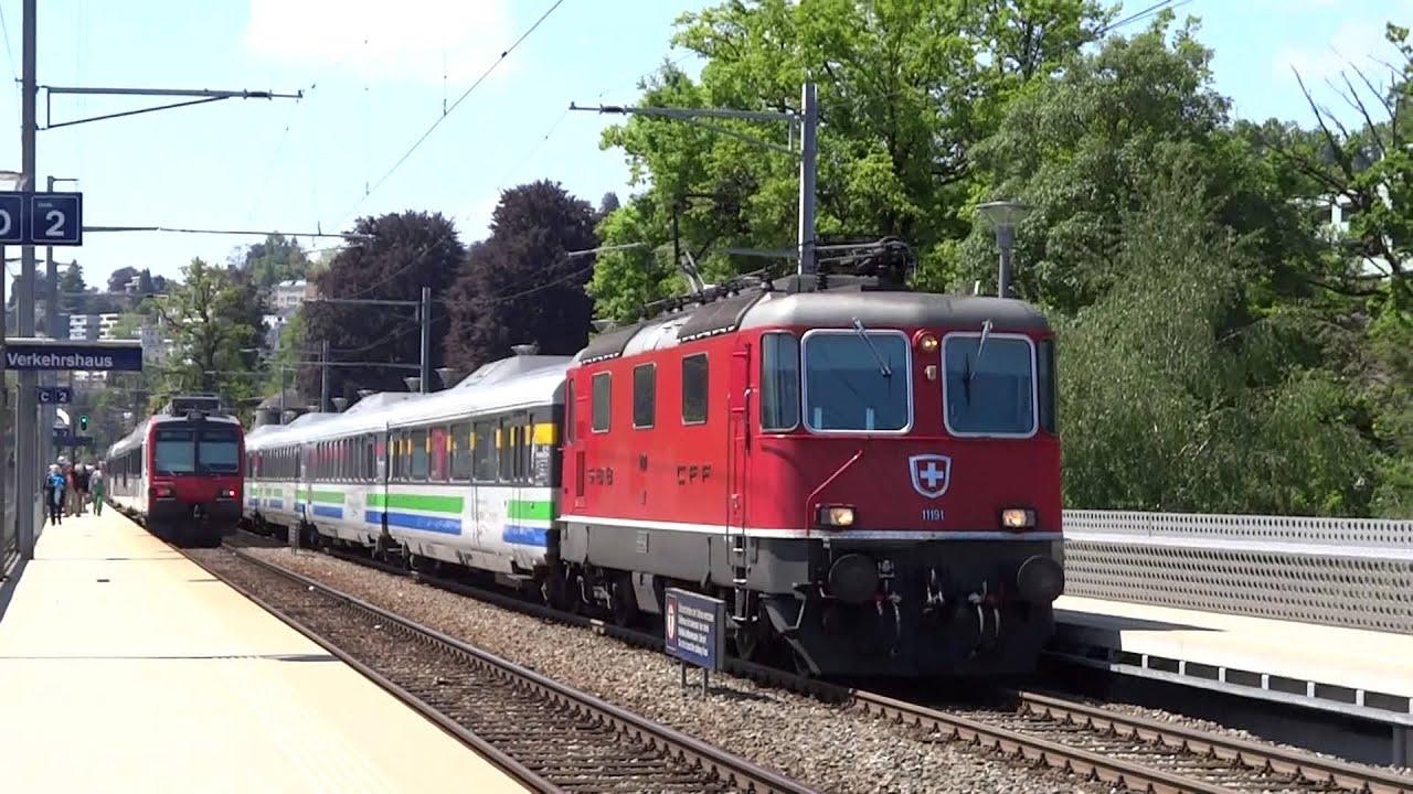 Voralpen Express Train Youtube
