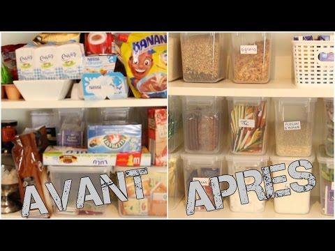 Organisation Astuces Rangement Cuisine Youtube
