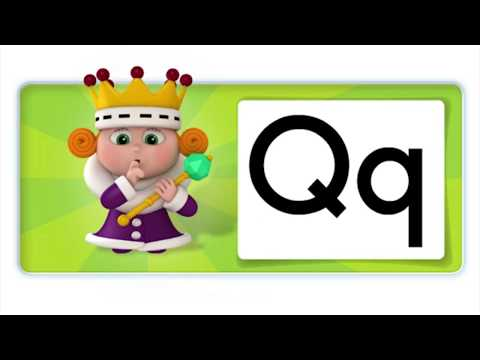 Oxford Phonics World - Qq