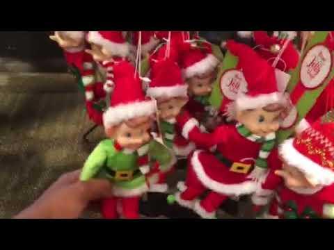 Look With Me- Kirklandu0027s Christmas Ornaments ✨ - YouTube - kirklands christmas decor