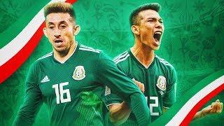 EL PODER MEXICANO CON HERRERA Y LOZANO MOTM !! | SQUAD MÉXICO VS ALEMANIA