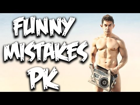 Everything Wrong With PK Movie | Bollywood Mistakes | Episode #30