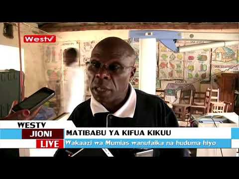 Wakaazi wa Mumias waletewa matibabu ya bure ya kifua kikuu