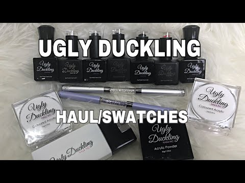 UGKY DUCKLING HAUL AND SWATCHES