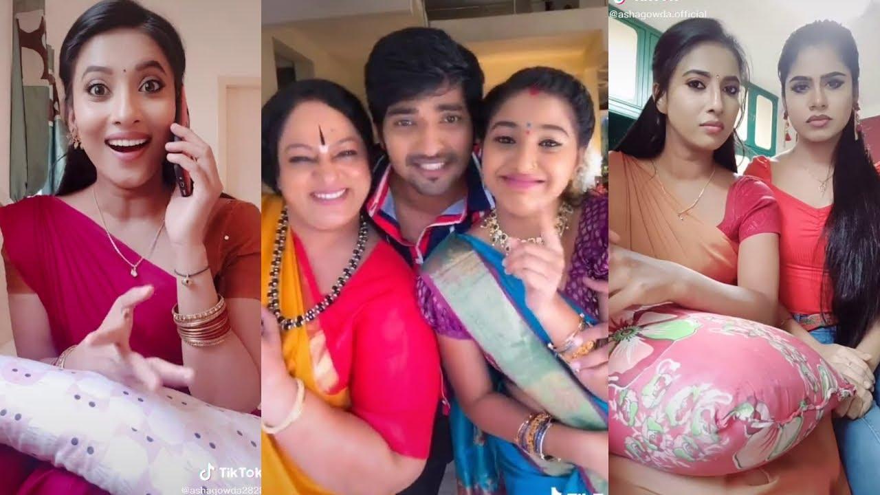 Gokulathil Seethai Serial Zee Tamil TikTok Part 2 | Zee Tamil Tv Serial Latest Tamil Dubsmash Videos