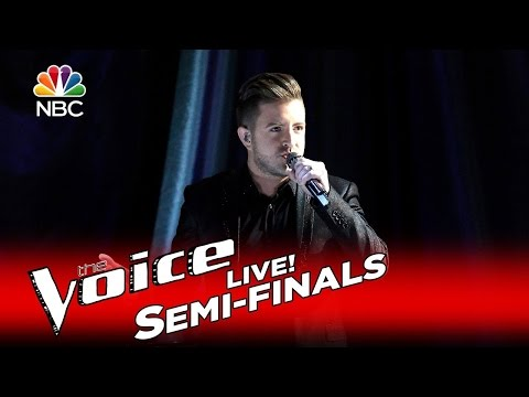 The Voice 2016 Billy Gilman - Semifinals:...