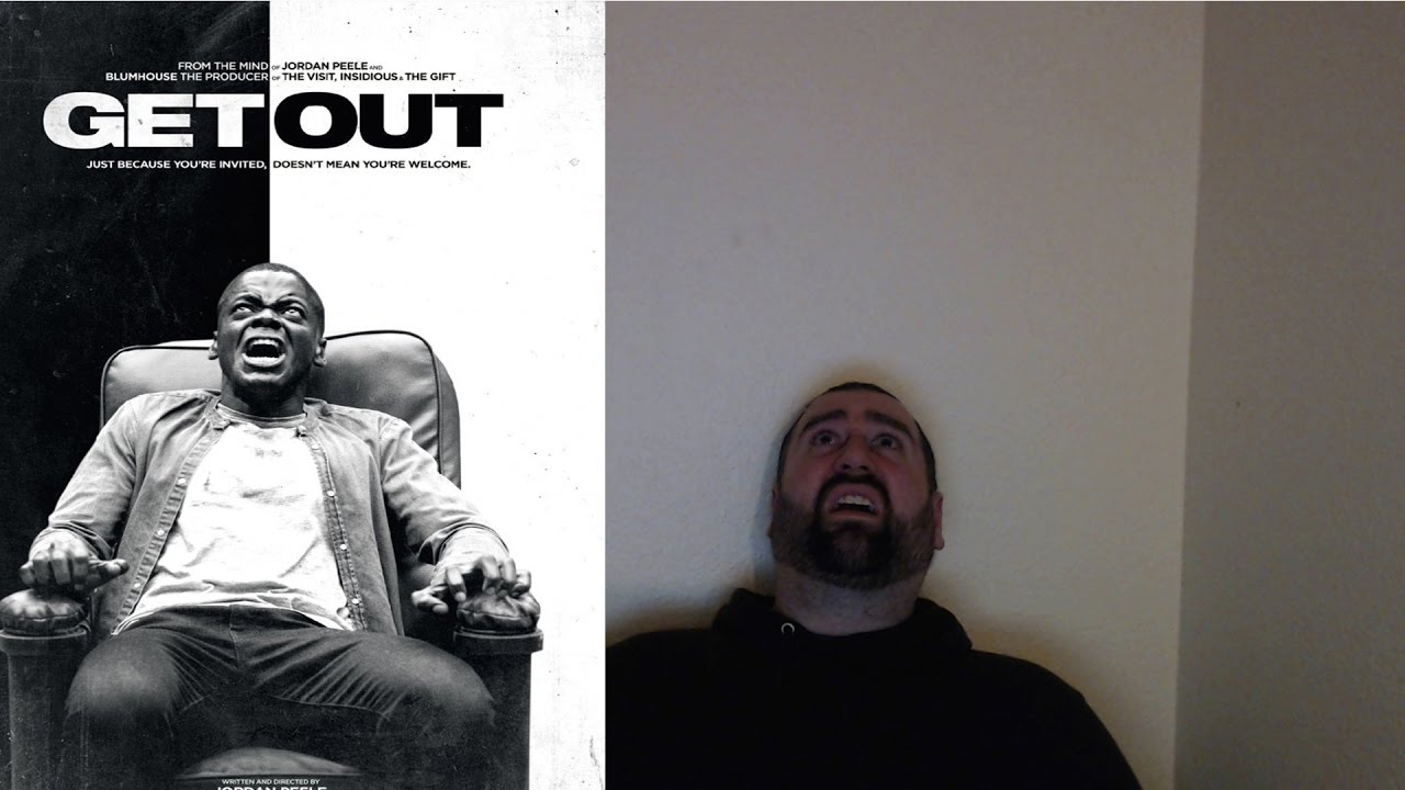 Get Out Spoiler Movie Review | DLMovieVlog - YouTube