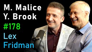 Michael Malice and Yaron Brook: Ayn Rand, Human Nature, and Anarchy | Lex Fridman Podcast #178