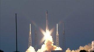 DSCOVR Launches Aboard SpaceX Falcon 9