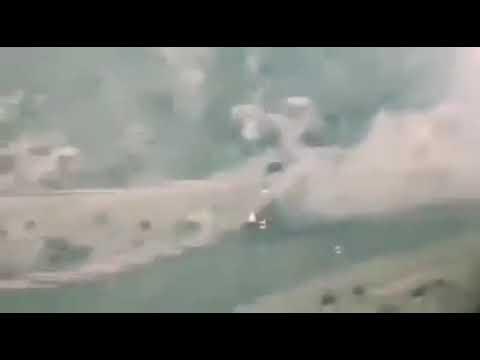 ВС Армении уничтожили азербайджанскую военную технику в направлении Нахиджевана