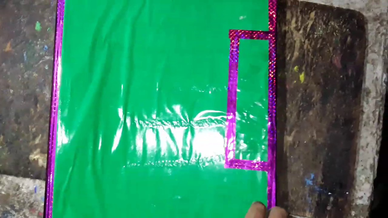 Physics project of charging and discharging of capacitor - YouTube